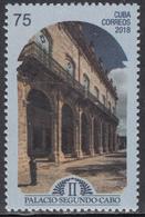CUBA 2018   Palacio - Cuba