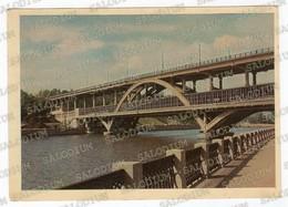 Russia Cccp Mosca Moscow Ponte Bridge - Storia Postale Lenin - Russia