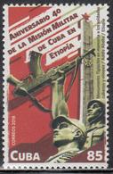 CUBA 2018  Ethiopia - Cuba