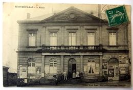 Montmédy-Bas - La Mairie - Montmedy