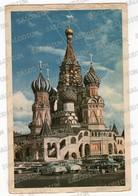 Russia Cccp Mosca Moscow Auto Car  - Storia Postale - Russia