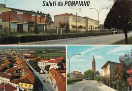Saluti Da Pompiano-Integra E Originale Al 100% An1 - Brescia