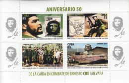 CUBA 2018  Che Guevara  Souvenir Sheet - Cuba