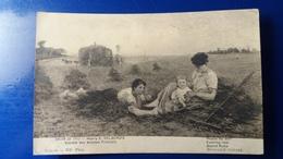 SALON 1912 HENRY E. DELACROIX REPOS DU SOIR - Pittura & Quadri