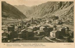 ANDORRE LA VIEILLE CAPITALE DES VALLEES - Andorre