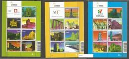 7 Maravilhas De Portugal - Seven Wonders 2007 Arquitetura Com Pagela - Monumentos