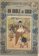 Un Rôle De Coco Par Camille Mautan - Le Roman Du Jeudi N°131 - 1901-1940