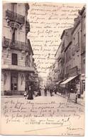 2840 - Cette ( 64 ) - La Rue Gambette - B.F. - N°41 - - Francia