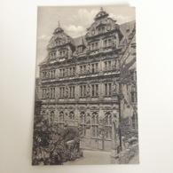 Heidelberg - Der Friedrichsbau, Schlosshofseite - Heidelberg