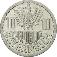 Monnaie, Autriche, 10 Groschen, 1990, Vienna, TTB+, Aluminium, KM:2878 - Austria