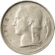 Monnaie, Belgique, Franc, 1975, B+, Copper-nickel, KM:143.1 - 1951-1993: Baudouin I