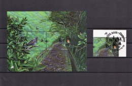 2011 - Europas - Florestas (Ref. Nº Pu 236) - Used Stamps