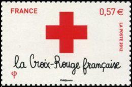 France N° 4701 ** Croix_rouge - Francia