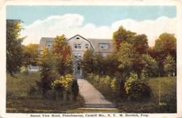 CATSKILL Mts., Sunset View Hotel, Fleischmanns - Catskills