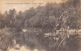 Descente De CHINY à LA CUISINE - Le Négi, 1er Rocher - Chiny