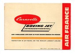 AIR FRANCE . PUBLICITÉ . MESURES ANGLO-SAXONNES . FRENCH MESUREMENTS - Réf. N°18923 - - Aviazione Commerciale
