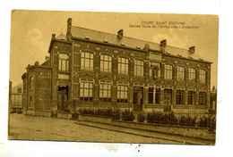 Court-St-Etienne : écoles Libres De L'Immaculée Conception - Court-Saint-Etienne