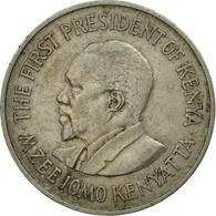 Monnaie, Kenya, Shilling, 1971, TB+, Copper-nickel, KM:14 - Kenya