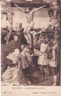 INCONNU. LE CHRIST ENTRE LES LARRONS. LL. BRUGES, CHAPELLE DU ST SANG. CIRCA 1900s- BLEUP - Pittura & Quadri