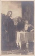MUSEE DU LOUVRE, LE BRUN, STE FAMILLE. SIP. CIRCA 1900s- BLEUP - Pittura & Quadri
