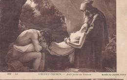 GIRODET TRIOSON, ATALA PORTE AU TOMBEAU, MUSEE DU LOUVRE, LL. CIRCA 1900s- BLEUP - Pittura & Quadri