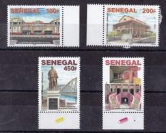 Senegal, 4.12.2016- Le Villes Du Senegal- Full Set MintNH - Senegal (1960-...)