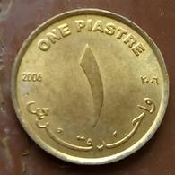 Sudan - 1 Piastre - 2006 - KM 126 - UNC - WITHDRAWN FROM CIRCULATION - Agouz - Soudan