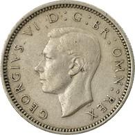 Monnaie, Grande-Bretagne, George VI, 6 Pence, 1949, TB+, Copper-nickel, KM:875 - 1902-1971 : Monnaies Post-Victoriennes