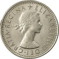 Monnaie, Grande-Bretagne, Elizabeth II, 6 Pence, 1960, SUP, Copper-nickel - 1902-1971 : Monnaies Post-Victoriennes