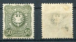 D. Reich Michel-Nr. 44ba Ungebraucht - Deutschland