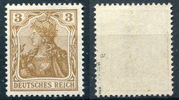 D. Reich Michel-Nr. 69a Postfrisch - Geprüft - Deutschland