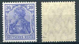 D. Reich Michel-Nr. 87IIId Postfrisch - Geprüft - Deutschland