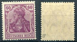 D. Reich Michel-Nr. 92IIIb Postfrisch - Geprüft - Deutschland