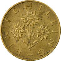 Monnaie, Autriche, Schilling, 1980, TB+, Aluminum-Bronze, KM:2886 - Autriche