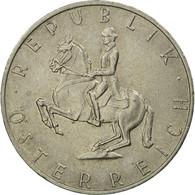 Monnaie, Autriche, 5 Schilling, 1974, TB+, Copper-nickel, KM:2889a - Autriche