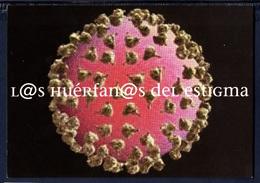 Advertising Postcard. VIH-Sida- AMREF, Flying Doctor. - Health