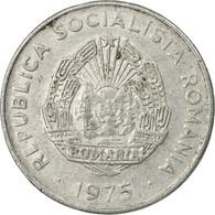 Monnaie, Roumanie, 15 Bani, 1975, TB+, Aluminium, KM:93a - Roumanie
