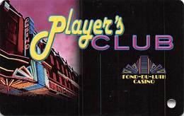 Fond-du-Luth Casino - Duluth, MN - Slot Card - Casino Cards