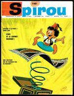"SPIROU N° 1481 -  Année 1966 - Couverture ""FOUFI"" De KIKO. - Spirou Magazine"