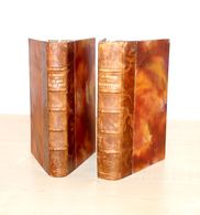 """12- ANCIEN 2 LIVRE """"MENSONGES"""" & """"LE SENS DE LA MORT"""" De BOURGET - 1917 Ed. PLON - 1801-1900"""