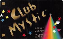 Mystic Lake Casino - Prior Lake MN - Slot Card - Casino Cards