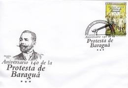 CUBA 2018  Baragua  FDC - Cuba