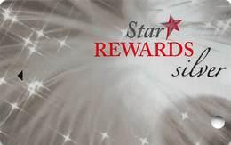 Shooting Star Casino - Mahnomen, MN - Slot Card  (BLANK) - Casino Cards