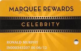 Argosy & Hollywood Casinos - Riverside, MO - Slot Card - Casino Cards