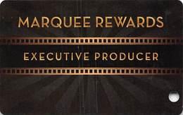 Argosy & Hollywood Casinos - Riverside, MO - BLANK Executive Producer Slot Card - Casino Cards