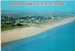 Saint Germain Sur Ay Plage Vue D'ensemble De La Plage  CPM Ou CPSM - Autres Communes