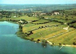 Clairvaux Les Lacs Le Lac Et Les Campings 1981  CPM Ou CPSM - France
