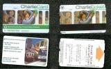 METROCARD Boston.Subway.Card.Ticket .Set Of 2.Rare.*** - Subway