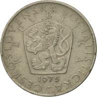 Monnaie, Tchécoslovaquie, 5 Korun, 1975, TB, Copper-nickel, KM:60 - Tchécoslovaquie