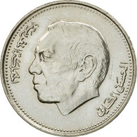 Monnaie, Maroc, Al-Hassan II, Dirham, 1987, Paris, TTB+, Copper-nickel, KM:88 - Maroc